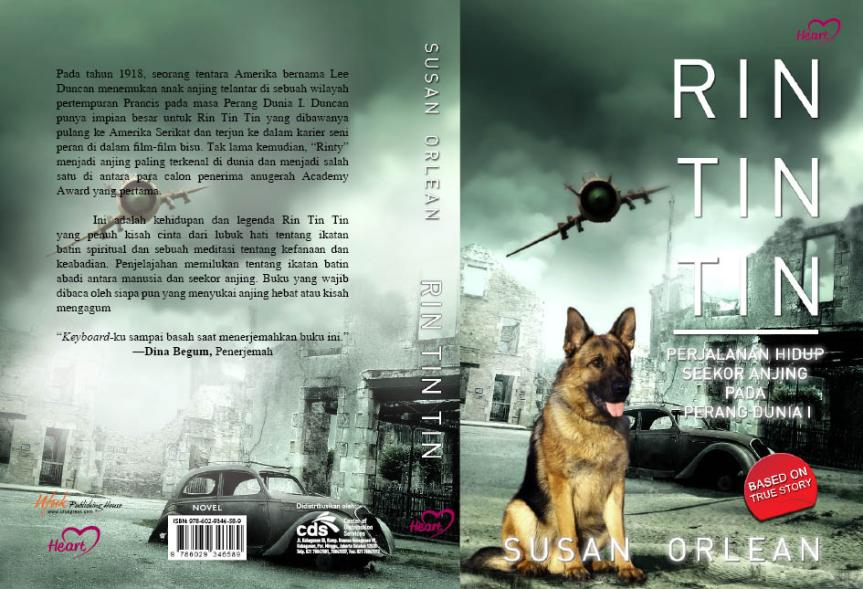 Rin Tin Tin: Perjalanan Hidup Seekor Anjing Pada Perang DuniaI