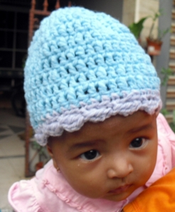 Beanie for baby