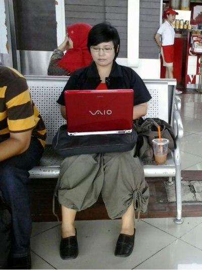 Di bandara