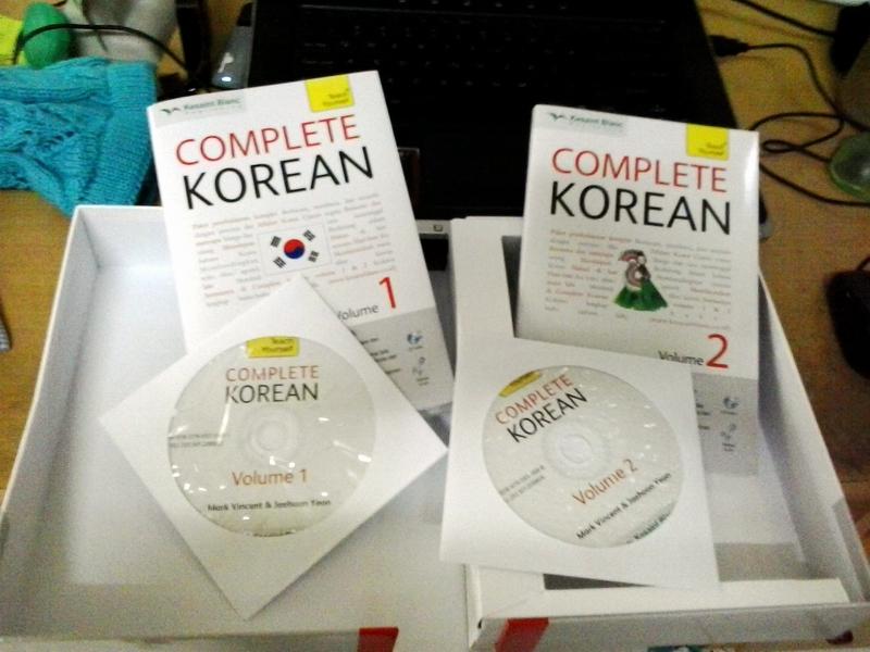 Belajar Bahasa Korea (2/2)