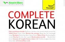 Complete Korean - Mark Vincent dan Jaehoon Yeon. Kesaint Blanc, April 2013