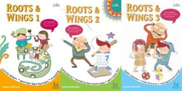 Roots and Wings - Raksha Bharadia. Penerbit Gaia, Juli 2013