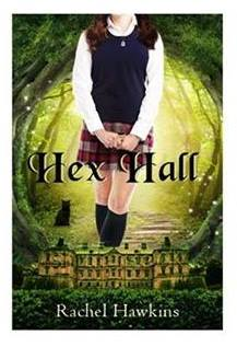 Hex Hall, cetak ulang 2014 dari Fantasious