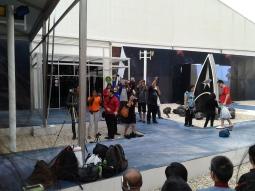 Paparazzi & mamarazzi di Klingon Park.