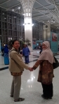 Tiba di Bandar Udara Internasional Pangeran Mohammad bin Abdul Aziz, Madinah